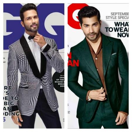 GQ Magazine September Issue: Who Looks Better?