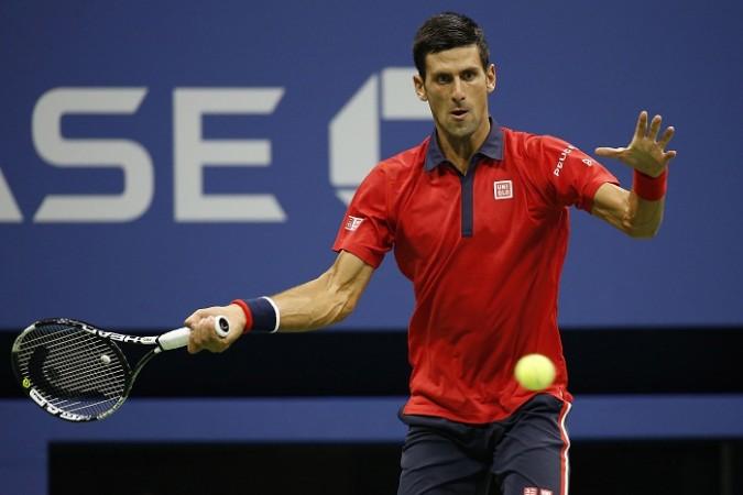 Novak Djokovic US Open 2015 Second Round