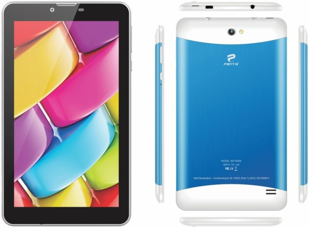 Pantel Launches Penta T-pad WS70 Budget Android Tablet