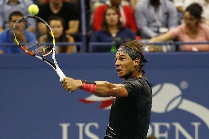 Rafael Nadal US Open 2015 Third Round