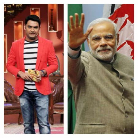 Kapil Sharma Wishes To Have PM Narendra Modi as Guest on 'Comedy Nights With Kapil'
