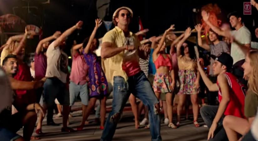 Hrithik Roshan in 'Dheere Dheere' Song
