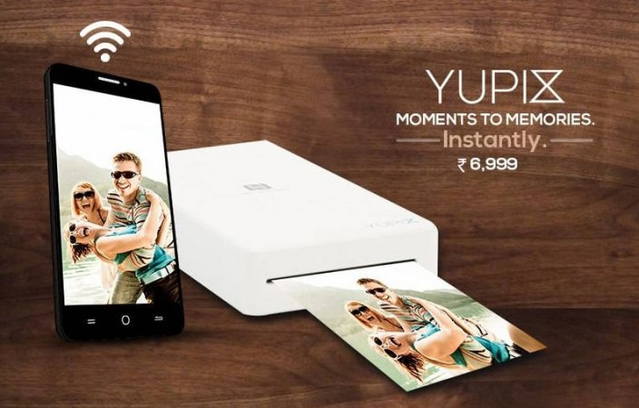YU Launches Compact Printer YuPix in India; Device Set to Hit Amazon India Store on 7 September