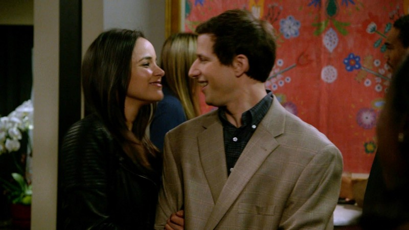 Jake and Amy from 'Brooklyn Nine-Nine'