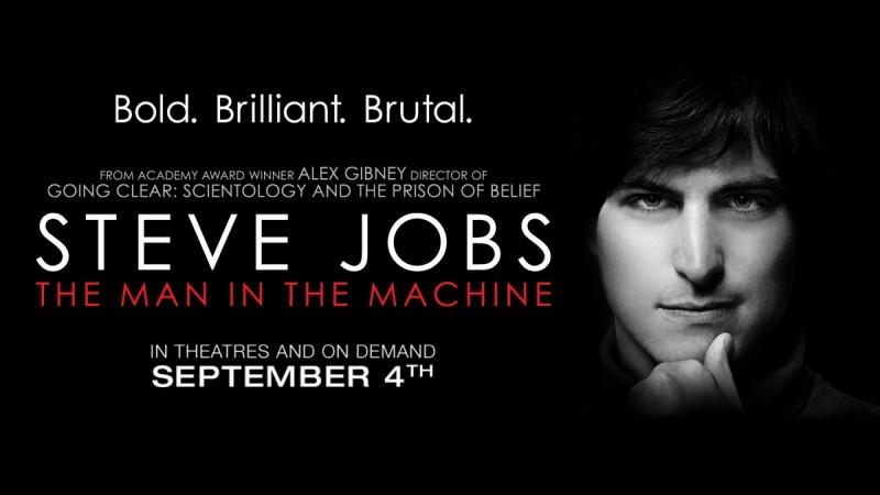 Steve Jobs: The Man in the Machine title card