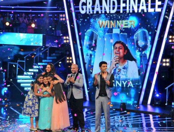 'Indian Idol Junior 2' Grand Finale: Ananya Nanda Declared Winner of Reality Show
