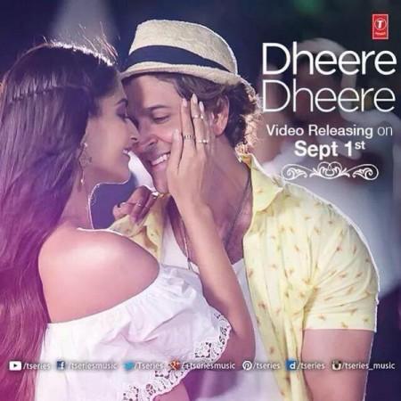 Hrithik Roshan, Sonam Kapoor in 'Dheere Dheere'