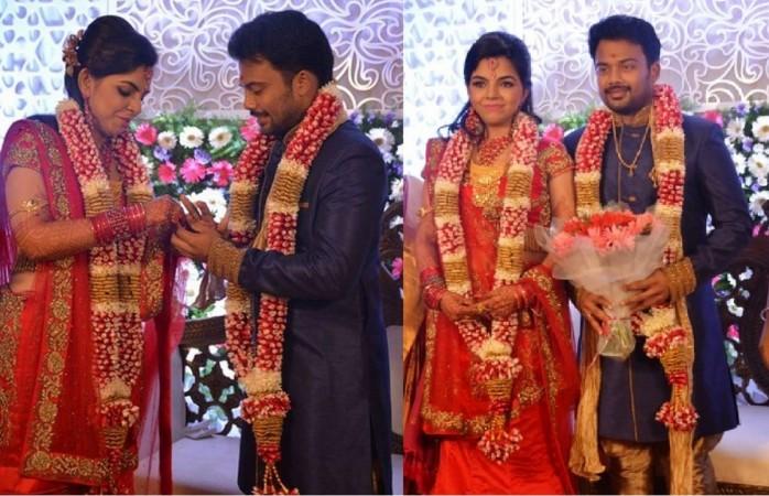Prithviraj - Akshaya Premnath Engagement