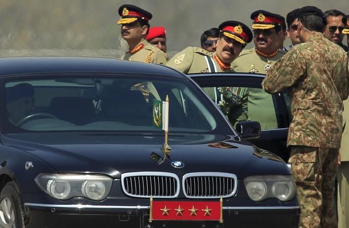 Pakistani Army Chief of Staff General Raheel Sharif