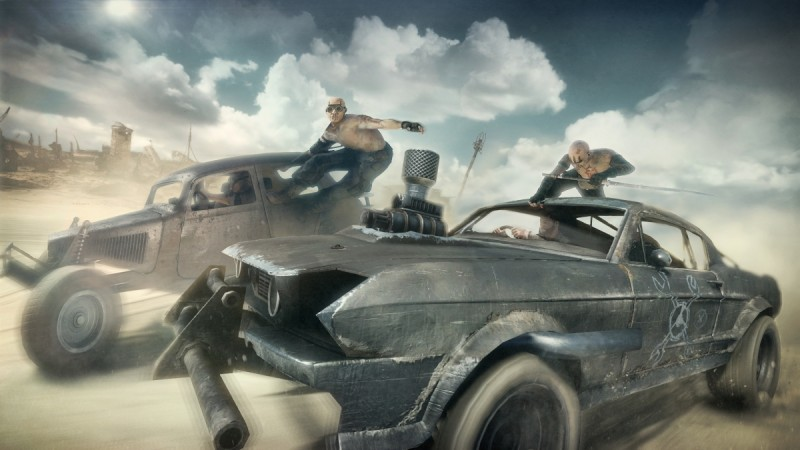 Mad Max is currently available for all major consoles and PC