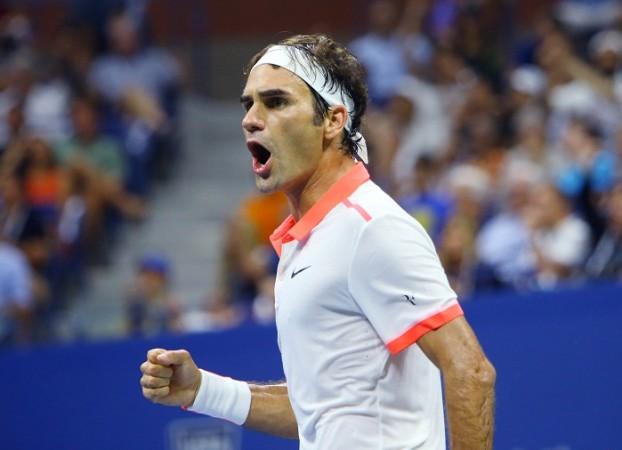 Roger Federer US Open Fourth Round