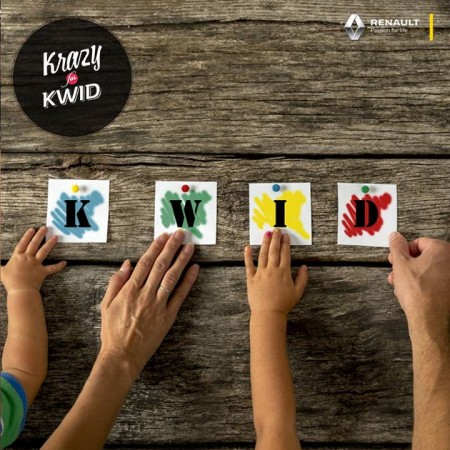 Renault Launches 'Krazy for KWID' Contest