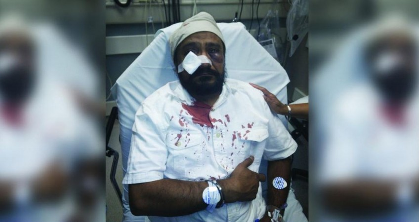 Sikh man assaulted in Chicago US