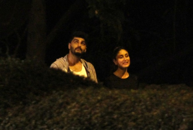 Kareena Kapoor Khan, Arjun Kapoor Snapped Shooting R Balki's 'Ki and Ka'