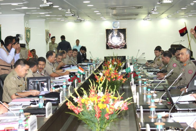 pakistani rangers BSF DG level talks
