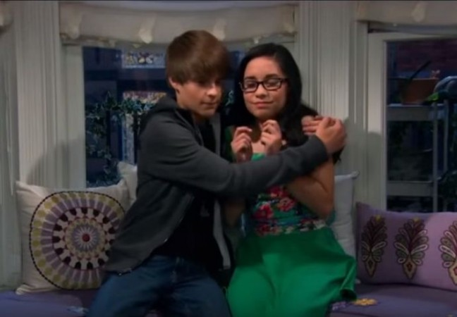 Farkle and Smackle in 'Girl Meets World'