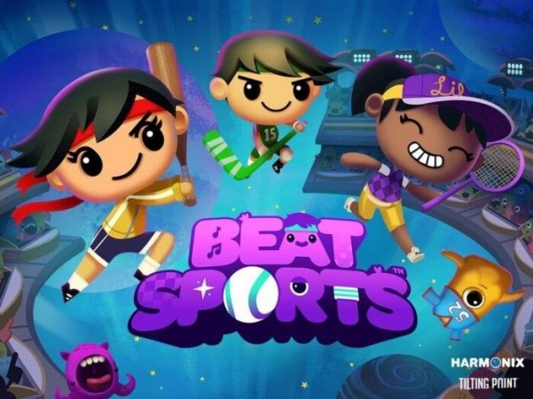 Beat Sports, the first Apple TV exclusive game