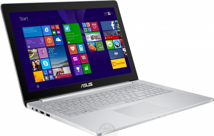 ASUS Launches its Flagship Laptop ZenBook Pro UX501 with a 4K Display