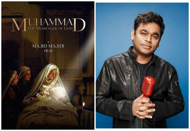 Muslim group accuses AR Rahman of blasphemy
