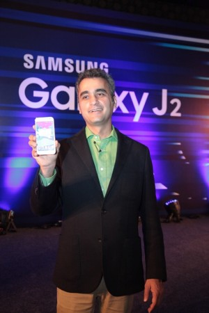 Samsung Galaxy J2 Launched in India