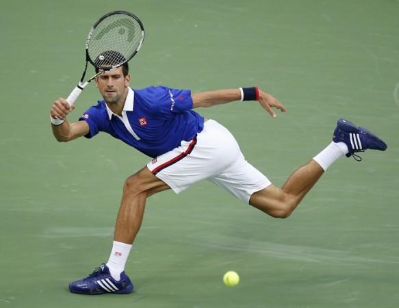 Novak Djokovic US Open 2015 Semifinal