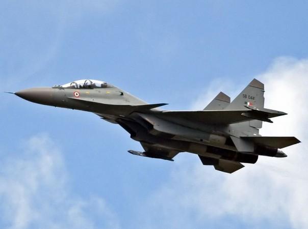 Sukhoi Su-30 MKI