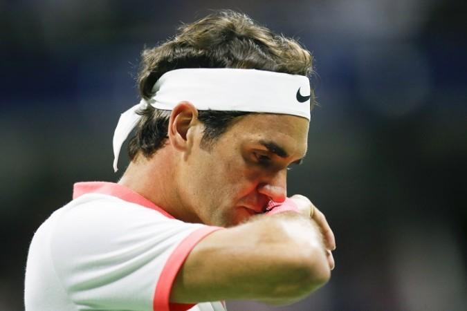 Roger Federer US Open 2015 Final