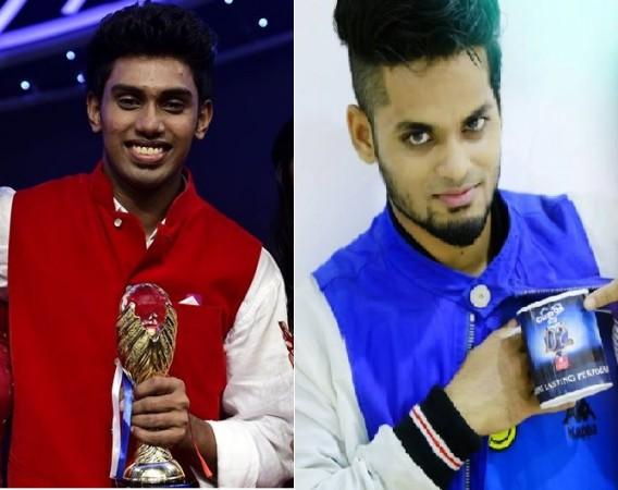 Pranav Sasidharan and Suhaid Kukku