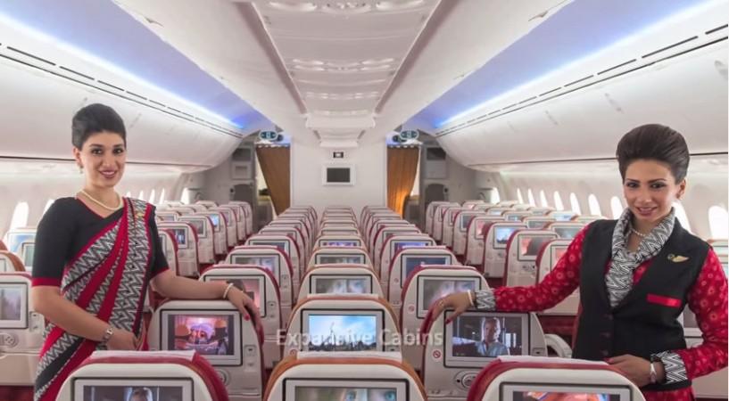 Air India Air Hostesses