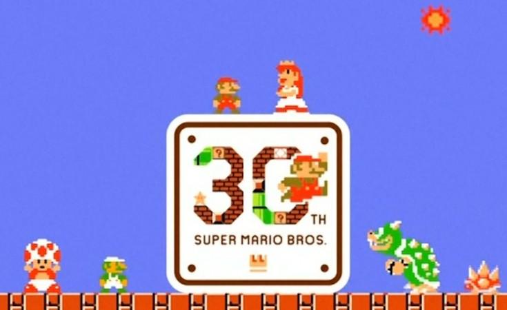 Nintendo: Fans celebrate 30 years of Super Mario Bros.