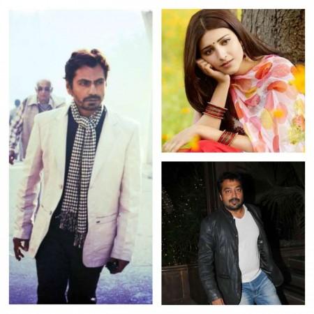 Nawazuddin Siddiqui to play serial killer opposite Shruti Haasan in Anurag Kashyap's Next?