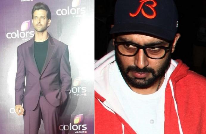 Hrithik Roshan and Abhishek Bachchan in Karan Johar's 'Ram Lakhan'?