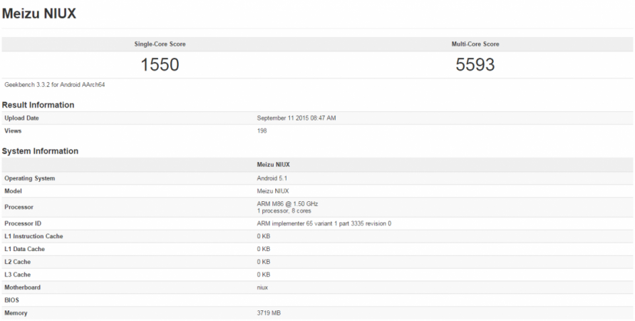Is Meizu Pro 5 better than Samsung Galaxy Note 5? Leaked GeekBench scores reveal shocking results