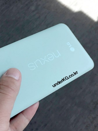 Nexus 5X spotted again with a new color option