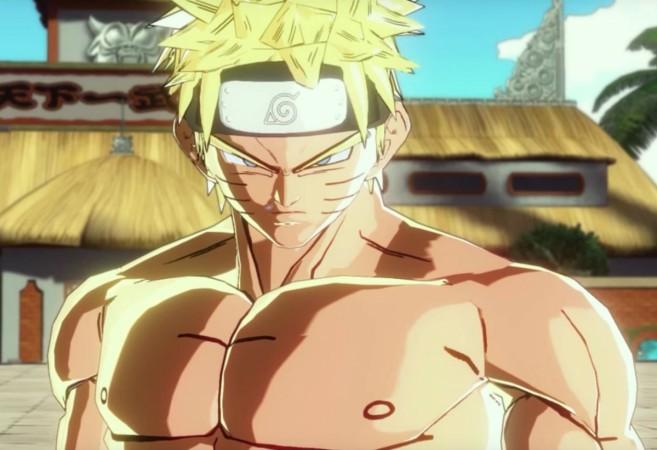 Dragon Ball Xenoverse's new Naruto mod