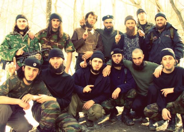 Russian jihadists