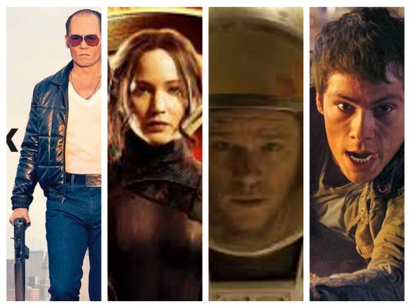 Upcoming Hollywood movies based on best-selling novels