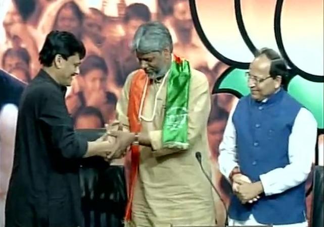 Raghopur MLA joins BJP