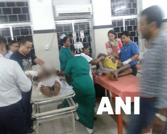 Odisha road accident