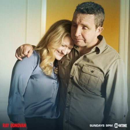 Abby and Terry from 'Ray Donovan'