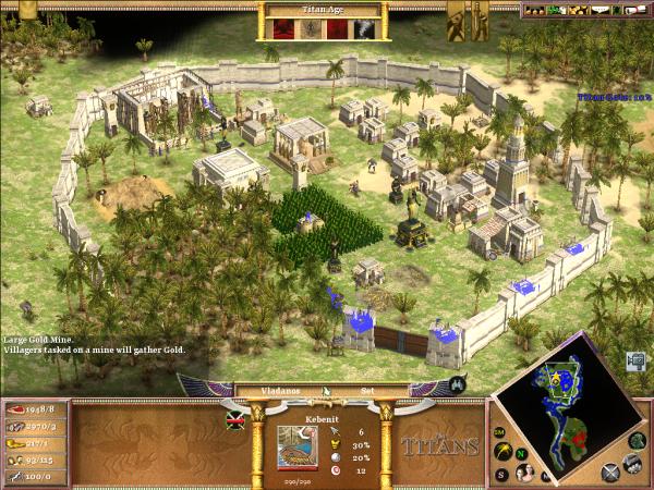 Age of Mythology came around way back in 2002