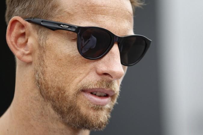 Jenson Button McLaren