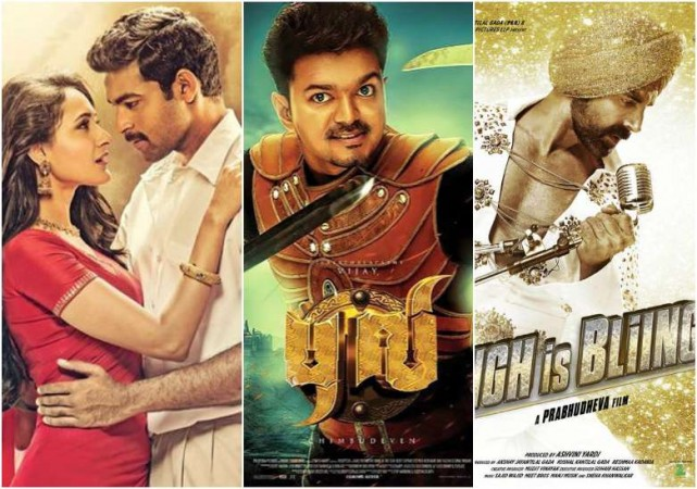Kanche, Puli and Singh Is Bling