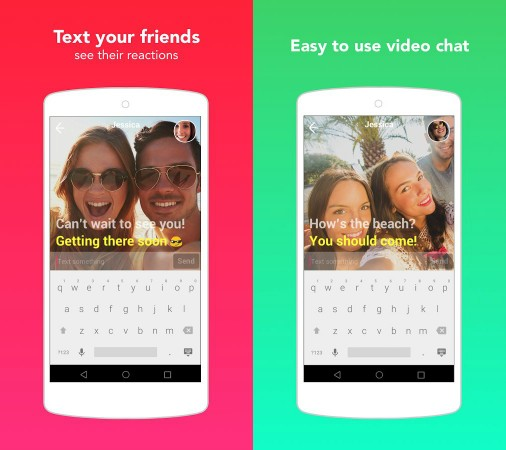Yahoo launches free to download video texting app Livetext for iOS and Android