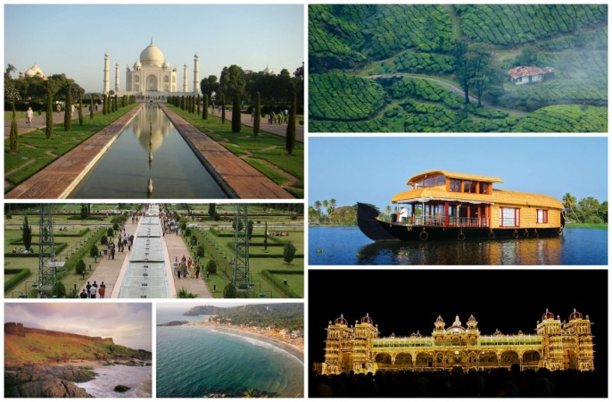 Tourism Day 2015: Best Tourist Destinations in India