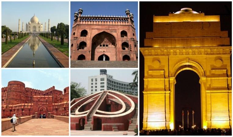 Best Tourist Destinations in and around New Delhi