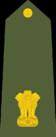 Major army rank