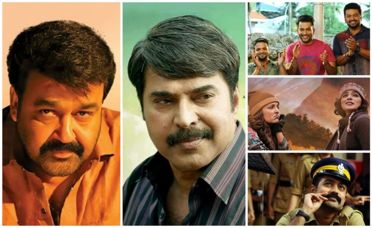 October Malayalam releases