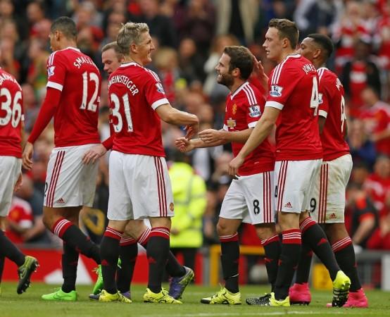 Manchester United Schweinsteiger Mata