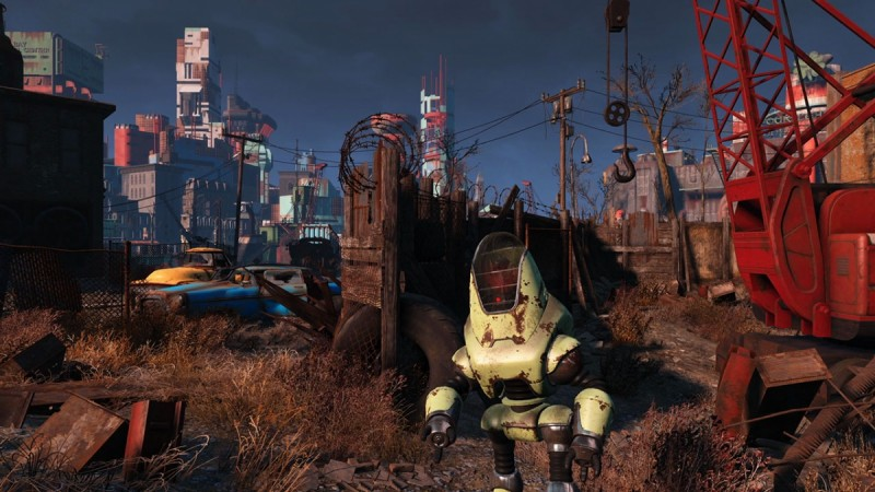 Fallout 4 arrives this November